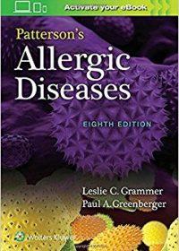 Patterson's Allergic Diseases, 8e (EPUB)