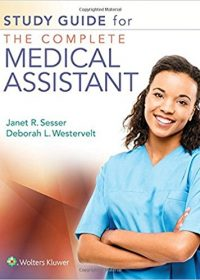 Study Guide for The Complete Medical Assistant, 1e (EPUB)