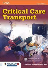 Critical Care Transport, 2e (EPUB)