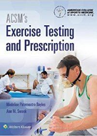 ACSM's Exercise Testing and Prescription, 1e (EPUB)