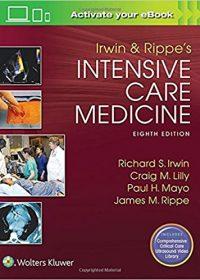 Irwin and Rippe's Intensive Care Medicine, 8e (EPUB)