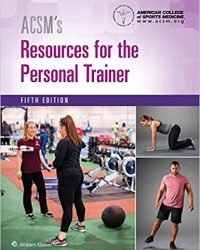 ACSM's Resources for the Personal Trainer, 5e (EPUB)