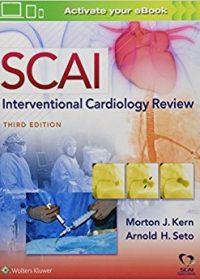 SCAI Interventional Cardiology Review, 3e (EPUB)