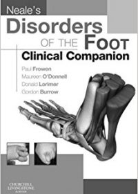 Neale's Disorders of the Foot Clinical Companion, 1e (Original Publisher PDF)