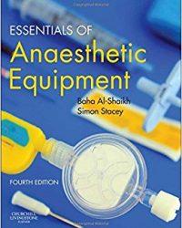 Essentials of Anaesthetic Equipment, 4e (Original Publisher PDF)