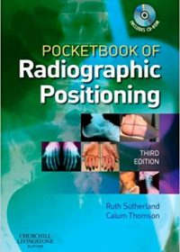 Pocketbook of Radiographic Positioning, 3e (Original Publisher PDF)