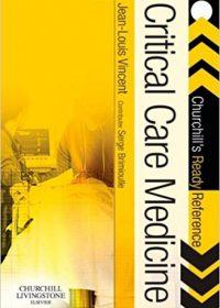 Critical Care Medicine: Churchill's Ready Reference, 1e (Original Publisher PDF)