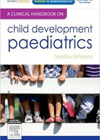 A Clinical Handbook on Child Development Paediatrics, 1e (Original Publisher PDF)