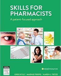 Skills for Pharmacists, 1e (Original Publisher PDF)
