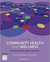 Community Health and Wellness: Primary Health Care in Practice, 5e (Original Publisher PDF)