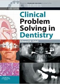 Clinical Problem Solving in Dentistry, 3e (Original Publisher PDF)