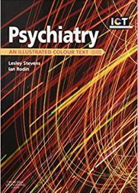 Psychiatry: An Illustrated Colour Text, 2e (Original Publisher PDF)