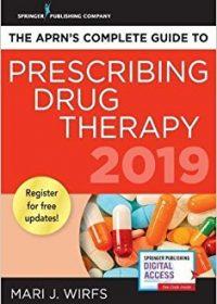 The APRN's Complete Guide to Prescribing Drug Therapy, 1e (EPUB)