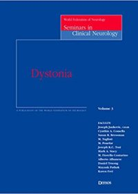 Dystonia, 1e (Original Publisher PDF)