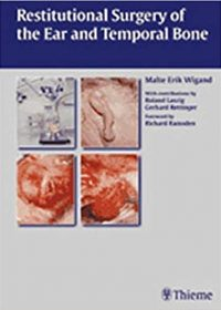 Restitutional Surgery of the Ear and the Temporal Bone, 1e (Original Publisher PDF)