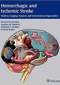Hemorrhagic and Ischemic Stroke: Medical, Imaging, Surgical and Interventional  Approaches, 1e (Original Publisher PDF)