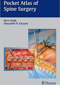 Pocket Atlas of Spine Surgery, 1e (Original Publisher PDF)