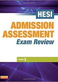 Admission Assessment Exam Review, 3e (Original Publisher PDF)