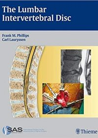 The Lumbar Intervertebral Disc, 1e (Original Publisher PDF)