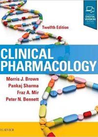 Clinical Pharmacology, 12e (Original Publisher PDF)
