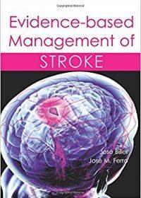 Evidence-Based Management of Stroke, 1e (Original Publisher PDF)