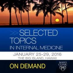 Mayo Clinic Selected Topics in Internal Medicine On Demand (Audios+PDFs)