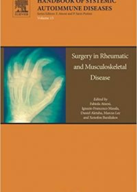 Surgery in Rheumatic and Musculoskeletal Disease, Volume 15, 1e (Original Publisher PDF)