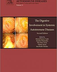 The Digestive Involvement in Systemic Autoimmune Diseases, Volume 13, 1e (Original Publisher PDF)