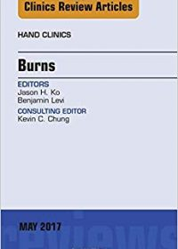Burns, An Issue of Hand Clinics, 1e (Original Publisher PDF)