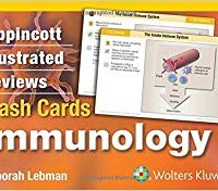 Lippincott Illustrated Reviews Flash Cards: Immunology, 1e (Original Publisher PDF)