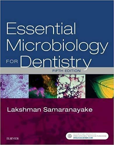 Essential Microbiology for Dentistry, 5e (Original Publisher PDF)