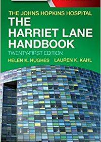 The Harriet Lane Handbook: Mobile Medicine Series, 21e (Original Publisher PDF)