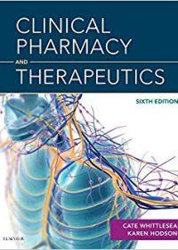 Clinical Pharmacy and Therapeutics, 6e (Original Publisher PDF)