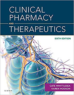 Clinical Pharmacy and Therapeutics, 6e (Original Publisher PDF)