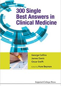 300 Single Best Answers In Clinical Medicine, 1e (EPUB)