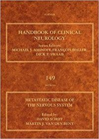 Metastatic Disease of the Nervous System, Volume 149 (Handbook of Clinical Neurology), 1e (Original Publisher PDF)