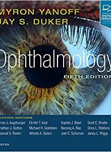 Ophthalmology, 5e (True PDF)