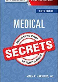 Medical Secrets, 6e (Original Publisher PDF)