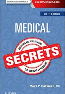 Medical Secrets, 6e (Original Publisher PDF)