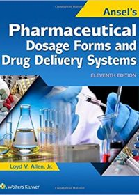 Ansel's Pharmaceutical Dosage Forms and Drug Delivery Systems, 11e (EPUB)