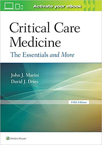 Critical Care Medicine: The Essentials and More, 5e (EPUB)