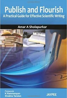 Publish and Flourish: A Practical Guide for Effective Scientific Writing, 1e (True PDF)