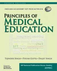 Principles of Medical Education, 4e (True PDF)
