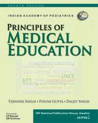 Principles of Medical Education, 4e (True PDF)