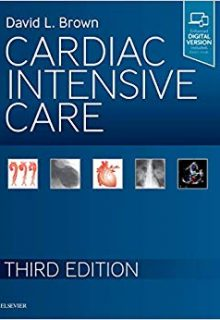 Cardiac Intensive Care, 3e (True PDF)