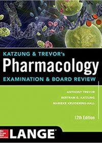 Katzung & Trevor's Pharmacology Examination and Board Review,12e (EPUB)