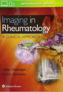 Imaging in Rheumatology: A Clinical Approach, 1e (EPUB)