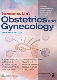 Beckmann and Ling's Obstetrics and Gynecology, 8e (EPUB)