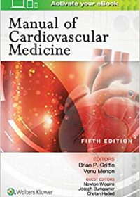 Manual of Cardiovascular Medicine, 5e (EPUB)