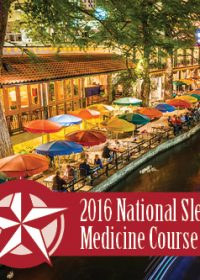 2016 National Sleep Medicine Course Bundle (Videos+PDFs)